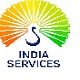India Services (12 Champion Sectors) Logo