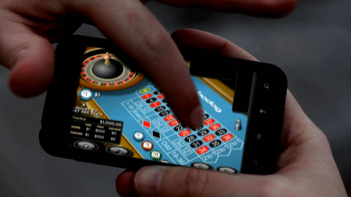 Mobile Gambling Market'