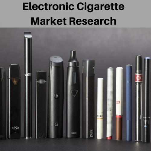 Electronic Cigarette Market'
