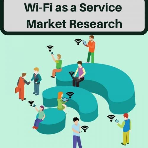 Wi-Fi as a Service Market'