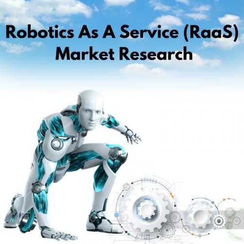 Robotics As A Service (RaaS) Market'