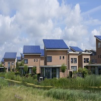 Residential solar energy storage'