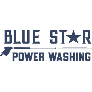 Company Logo For Blue Star Power Washing'
