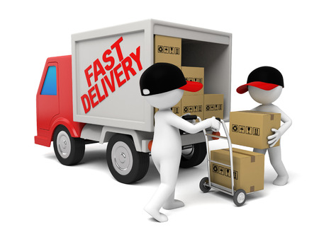 Courier and Local Delivery Services'