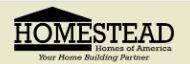 Company Logo For Homestead Homes of America, Inc.'