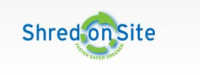 Shred-on-Site Logo
