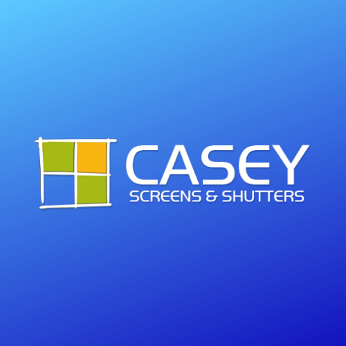 Company Logo For Casey Screens and Shutters'