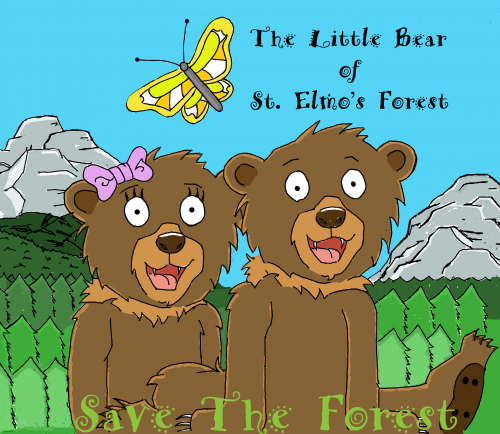 The Little Bear of St. Elmo's Forest'