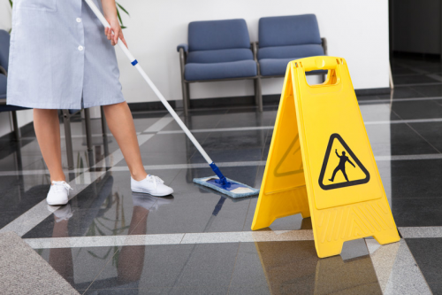 Contract Cleaning Services Market'