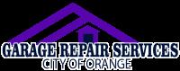 Garage Door Repair City of Orange Logo