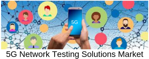 2019-2026 Report on Global 5G Network Testing Solutions Mark'
