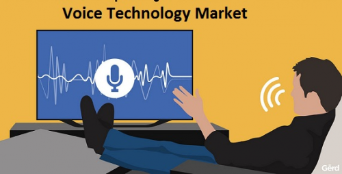 Voice Technology Market Size is Estimated to Reach USD 31 Bi'