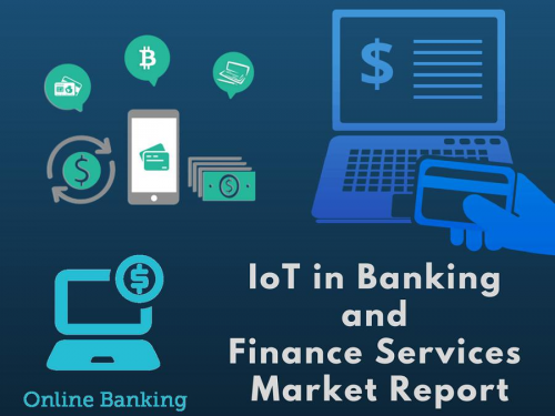 IOT in Banking and Financial Services'