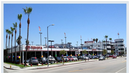 North Hollywood Toyota'
