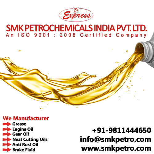 Engine Oil Manufacturers'