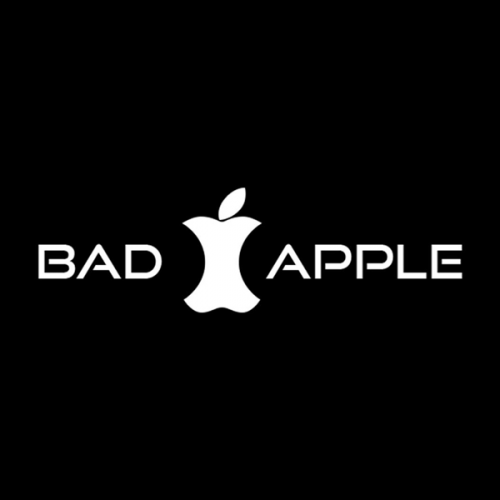 Company Logo For Bad Apple'