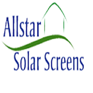 Company Logo For All Star Solar Screens'