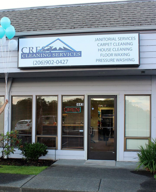 Crest Cleaning Services'