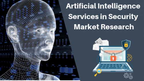 Artificial Intelligence Services in Security Market'