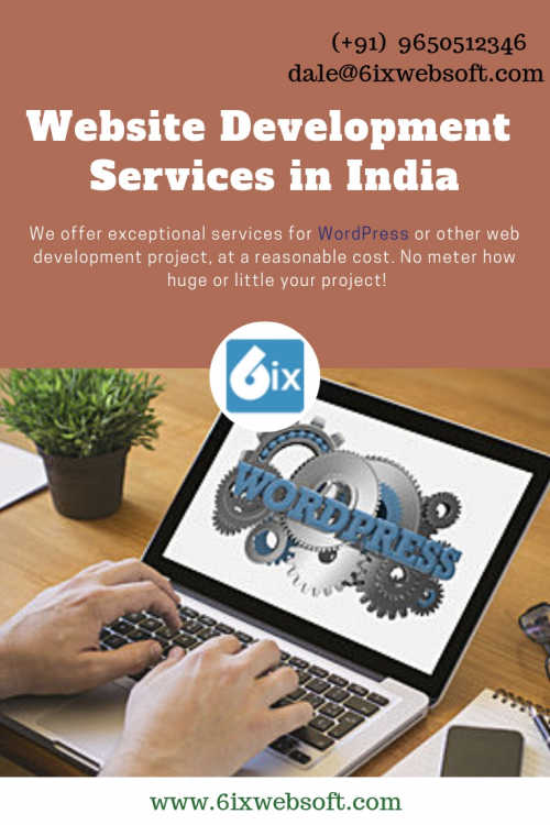 Website Development Services In Inda'