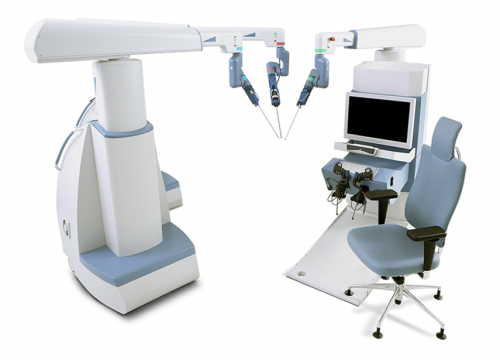 Medical Robotics And Computer-Assisted Surgical System Marke'