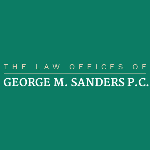 Company Logo For Law Offices of George M Sanders, PC'