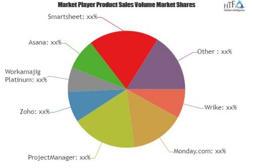 Visual Project Management Tools Market'