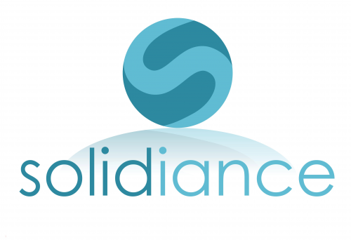 Solidiance's logo'