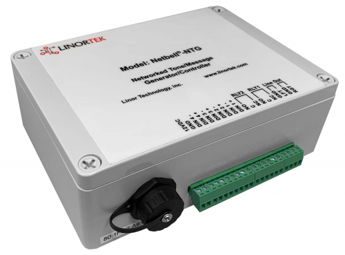 Netbell-NTG Multi Tone and Message Generator Controller'