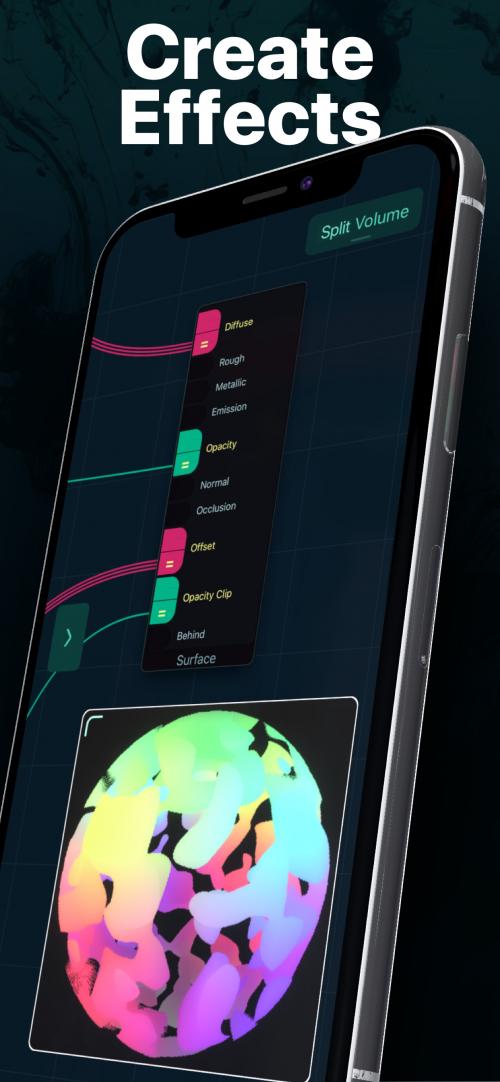 Shade iPhone XS Screenshot'
