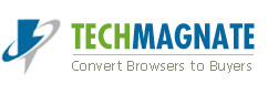 Logo for Techmagnate'