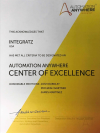 Integratz Center of Excellence'