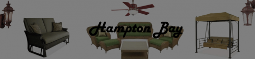 Hampton Bay Ceiling Fans'