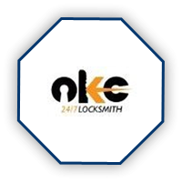 Affordable Locksmith OKC Logo