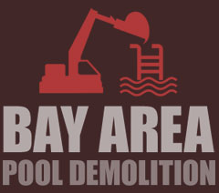 Bay Area Pool Demolition Logo