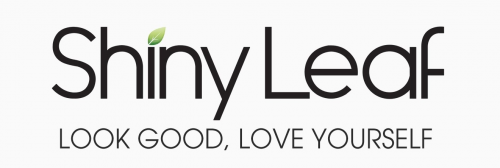 Shiny Leaf Logo'