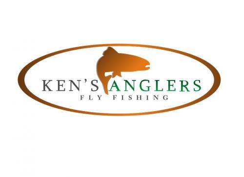 Ken's Anglers Logo'