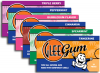Glee Gum Comes in Eight Flavors'
