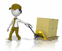 Packers and movers in Gurgaon Logo