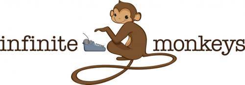 Infinite Monkey Logo'