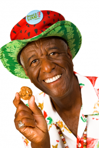 Wally Amos Presents his Aunt Della's Cookies