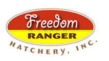 Company Logo For Freedom Ranger Hatchery'