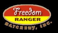Freedom Ranger Hatchery Logo