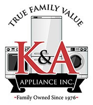 K&A Appliance Inc. Logo