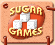 Logo for Sugar Games'