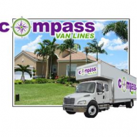 Compass Van Lines Moving and Storage Logo