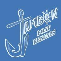 Josh Jambon Boat Rentals Logo'