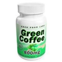 magic green coffee bean'