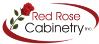 Red Rose Cabinetry Logo