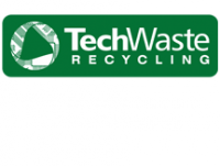 TechWaste Recycling Inc. Logo